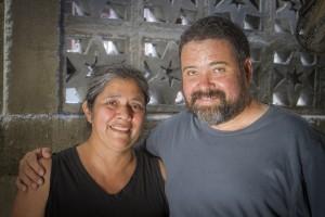 Ramon & Miriam Baca