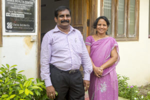 Mr. Shoury Babu Rebba & Mrs. Rajani Suram
